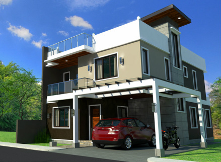 3 Story House Plans With Roof Deck More Than 80 Pictures